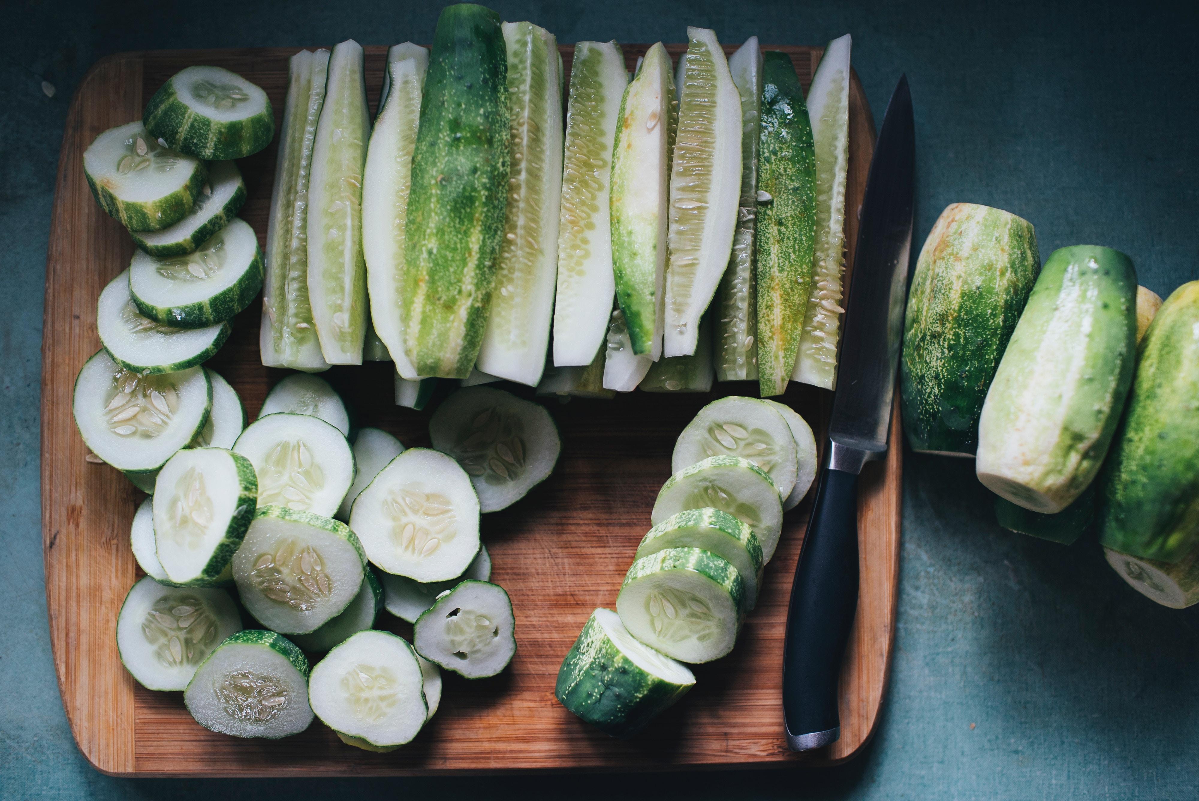 Tutte le qualità nutrizionali del cetriolo
